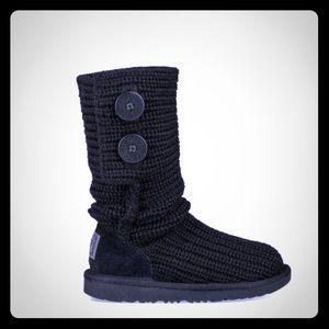 UGG Cardy II Sweater Boot